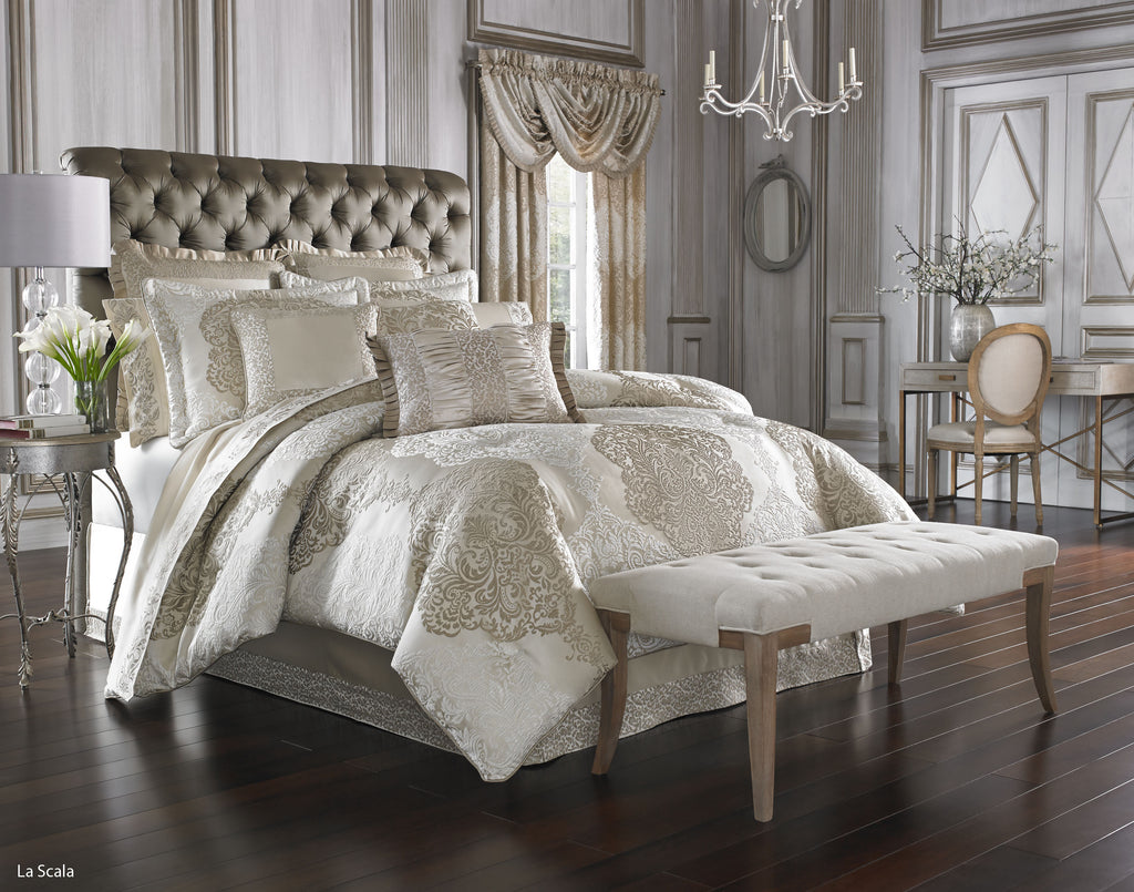 J QUEEN LaScala Comforter Set