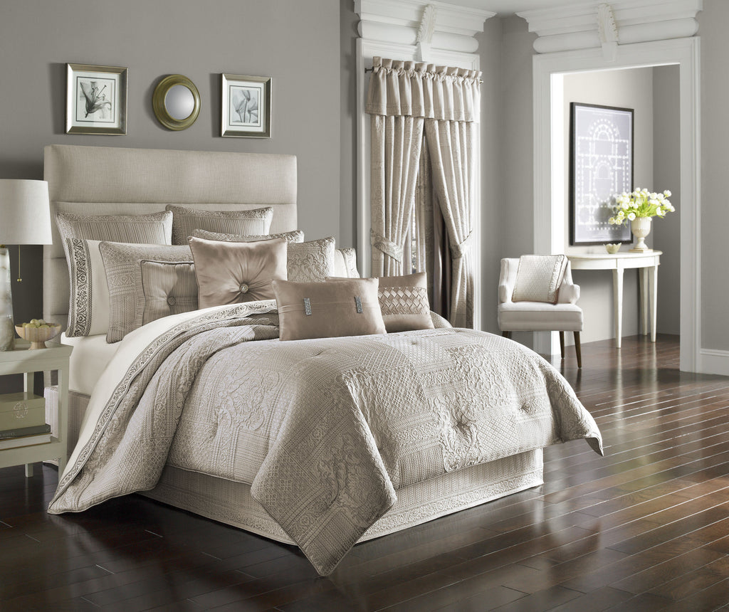WILMINGTON ALABASTER COMFORTER SET