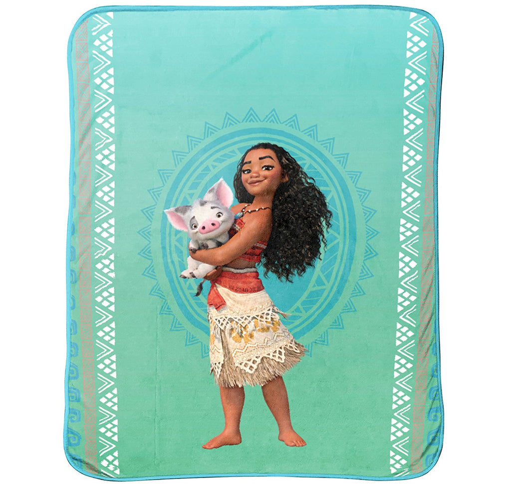 Moana The Wave Throw