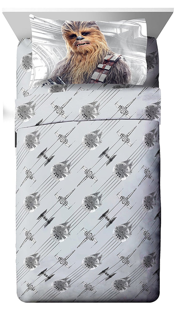 Star Wars The Last Jedi Sheet Set