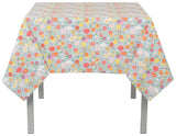 Flowers Of The Month Tablecloth tablecloth