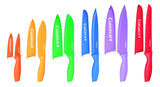 COLOR 12PC KNIFE SET