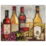 Wine Time Glass Cutting Board