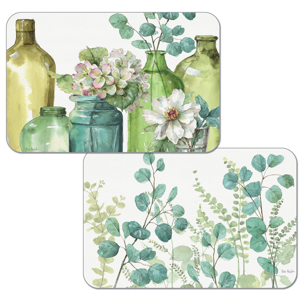 Greenery Reversible Placemat
