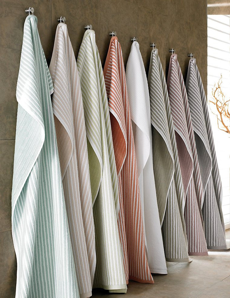 LINEA RIBBED TOWELS