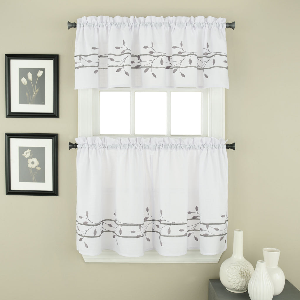 Trellis Kitchen Curtain