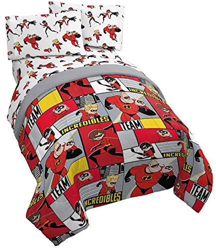 826ae19c9118 The Incredibles Super Family Comforter