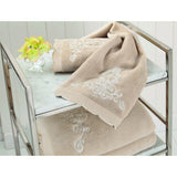 LENOX FRENCH PERLE TOWELS