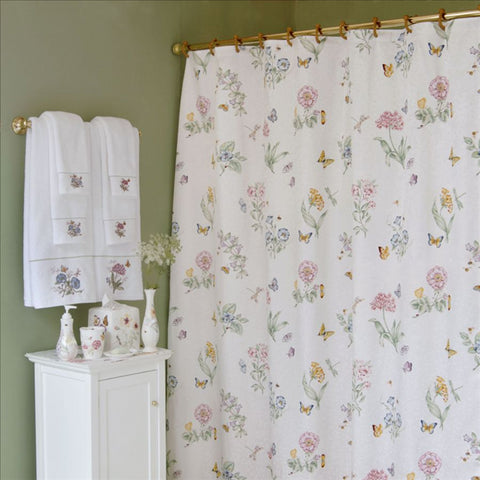 LENOX CHIRP EMBELLISHED TOWELS