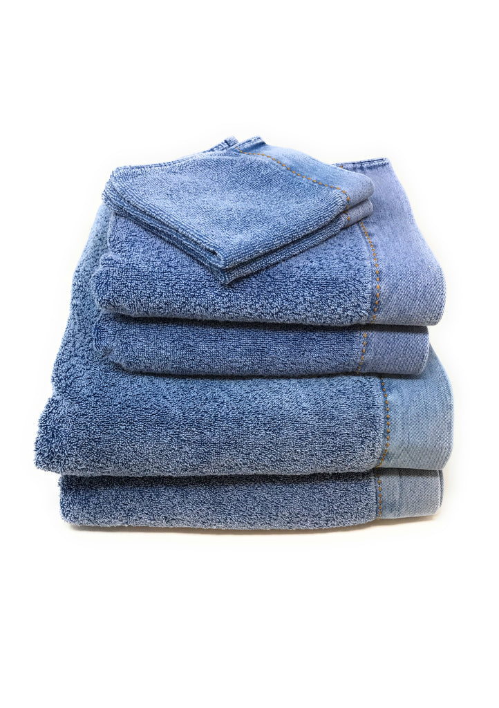 MEMBERS ONLY STONE WASH TOWELS