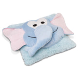 Animal Fun Cushion Over Sized Floor Pillow elephant