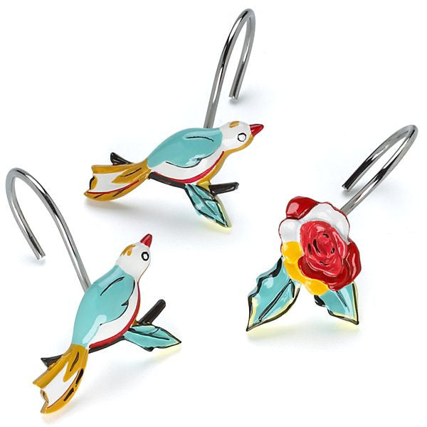 LENOX CHIRP SHOWER HOOKS