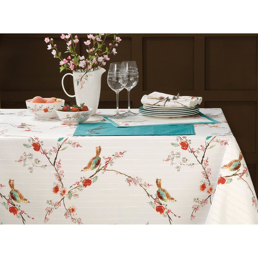 LENOX CHIRP TABLECLOTH