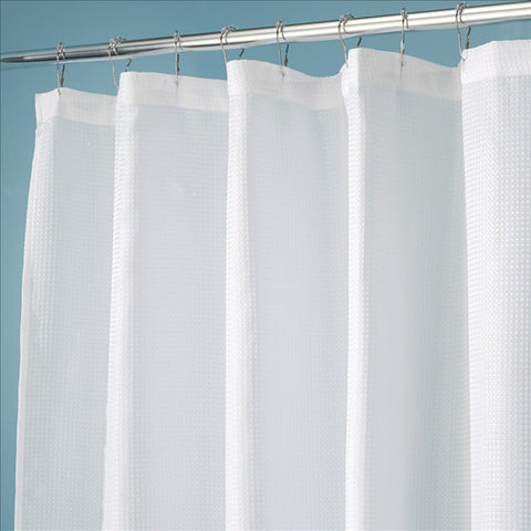 interdesign carlton long shower curtain