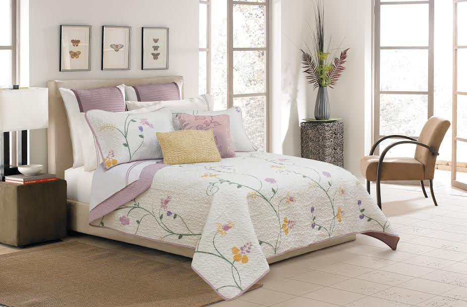 SERENADE QUILT SET MULTI