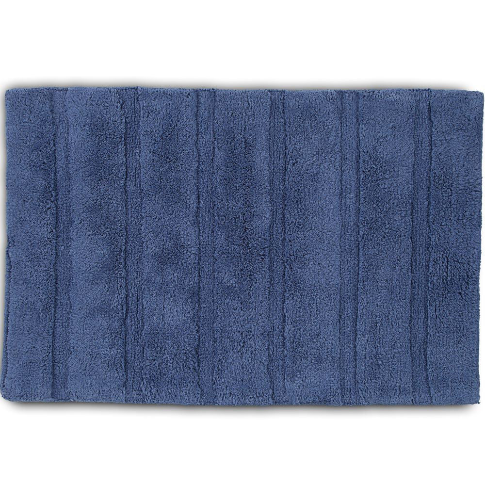 MARTEX ABUNDANCE BATH RUGS navy