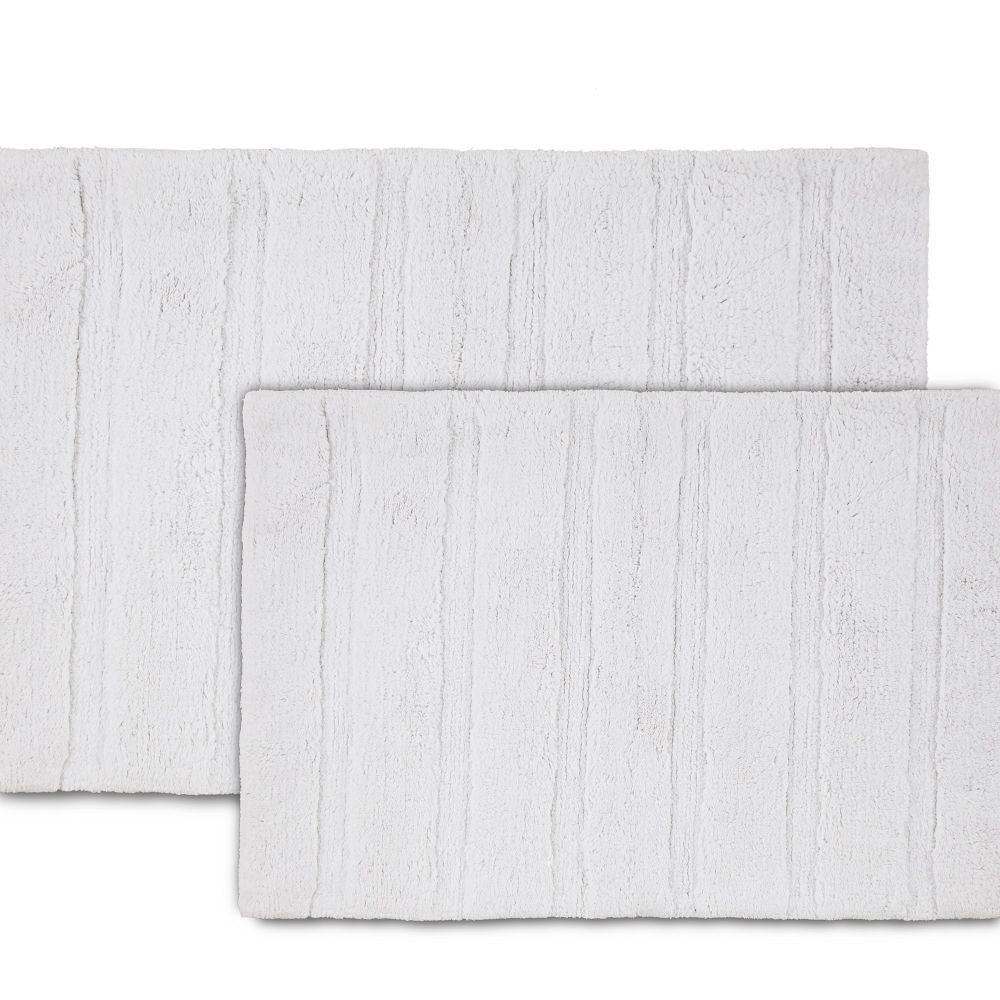 MARTEX ABUNDANCE BATH RUGS white