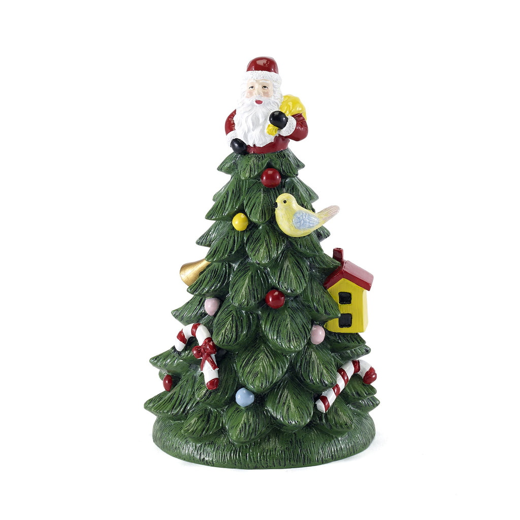 SPODE CHRISTMAS TREE BATH ACCESSORIES toothbrush