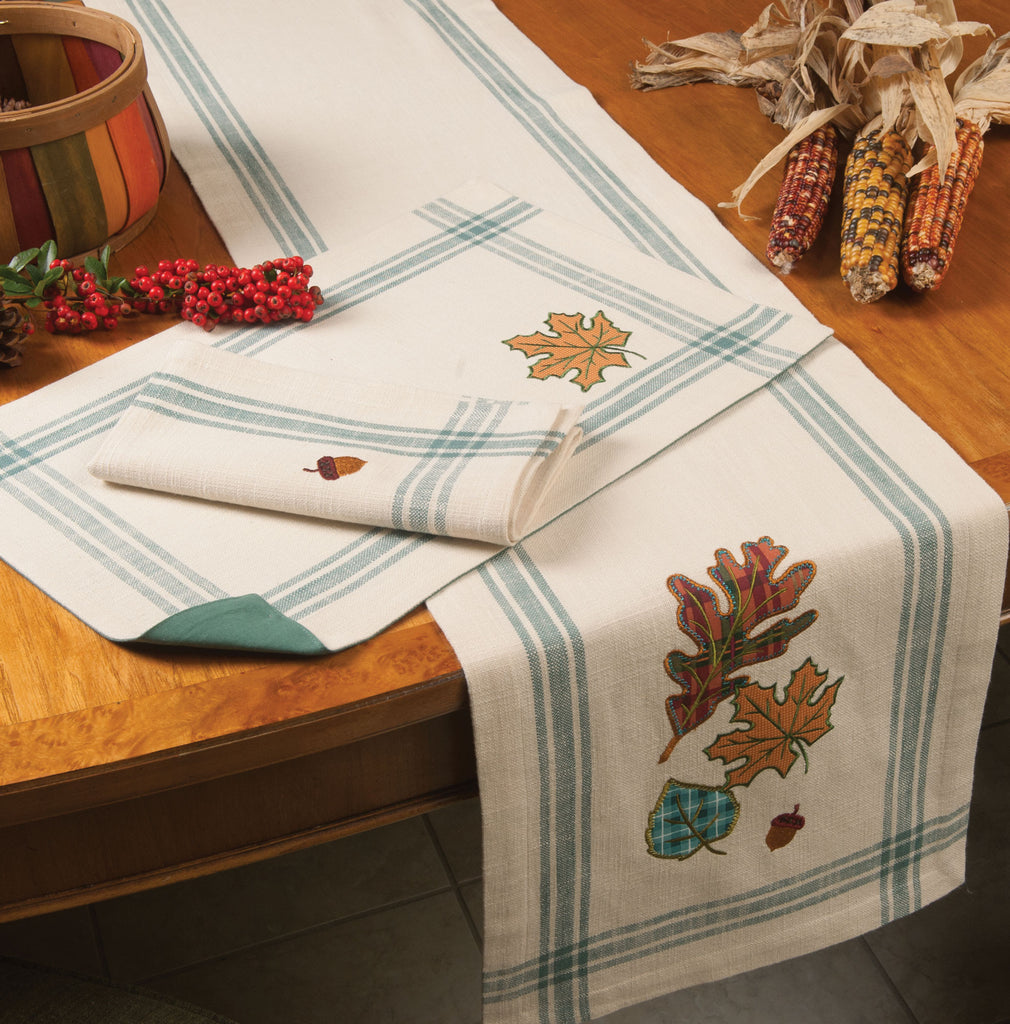 FALL INSPIRATION TABLE LINENS