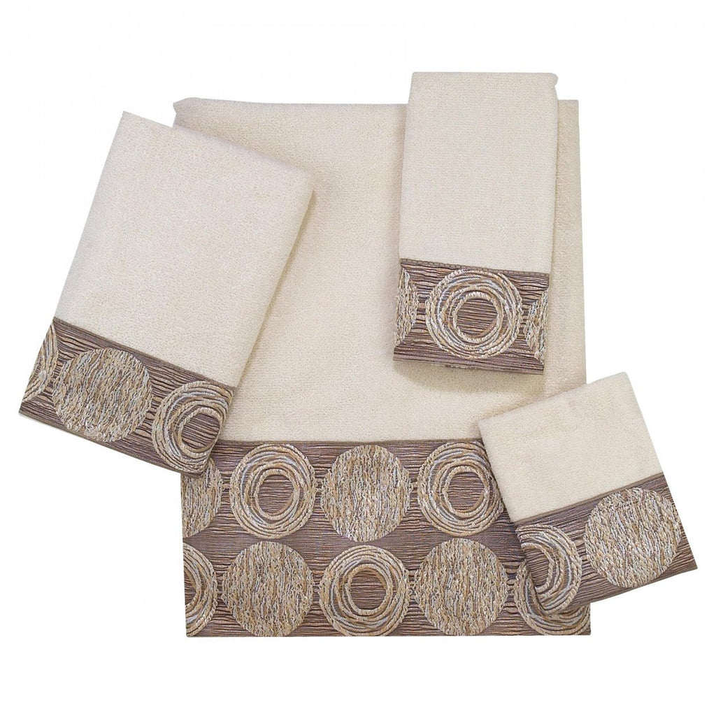 Avanti Galaxy Towels ivory
