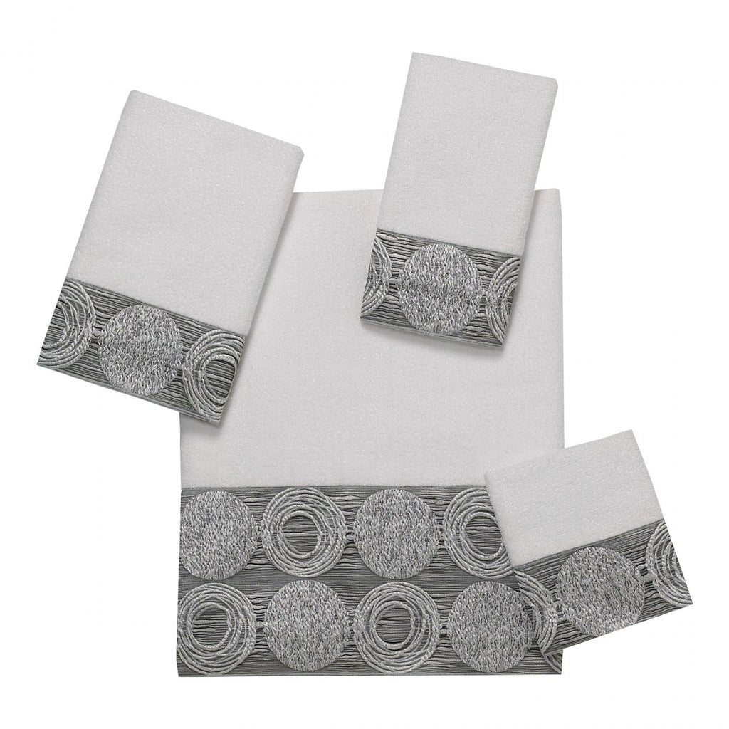 Avanti Galaxy Towels white
