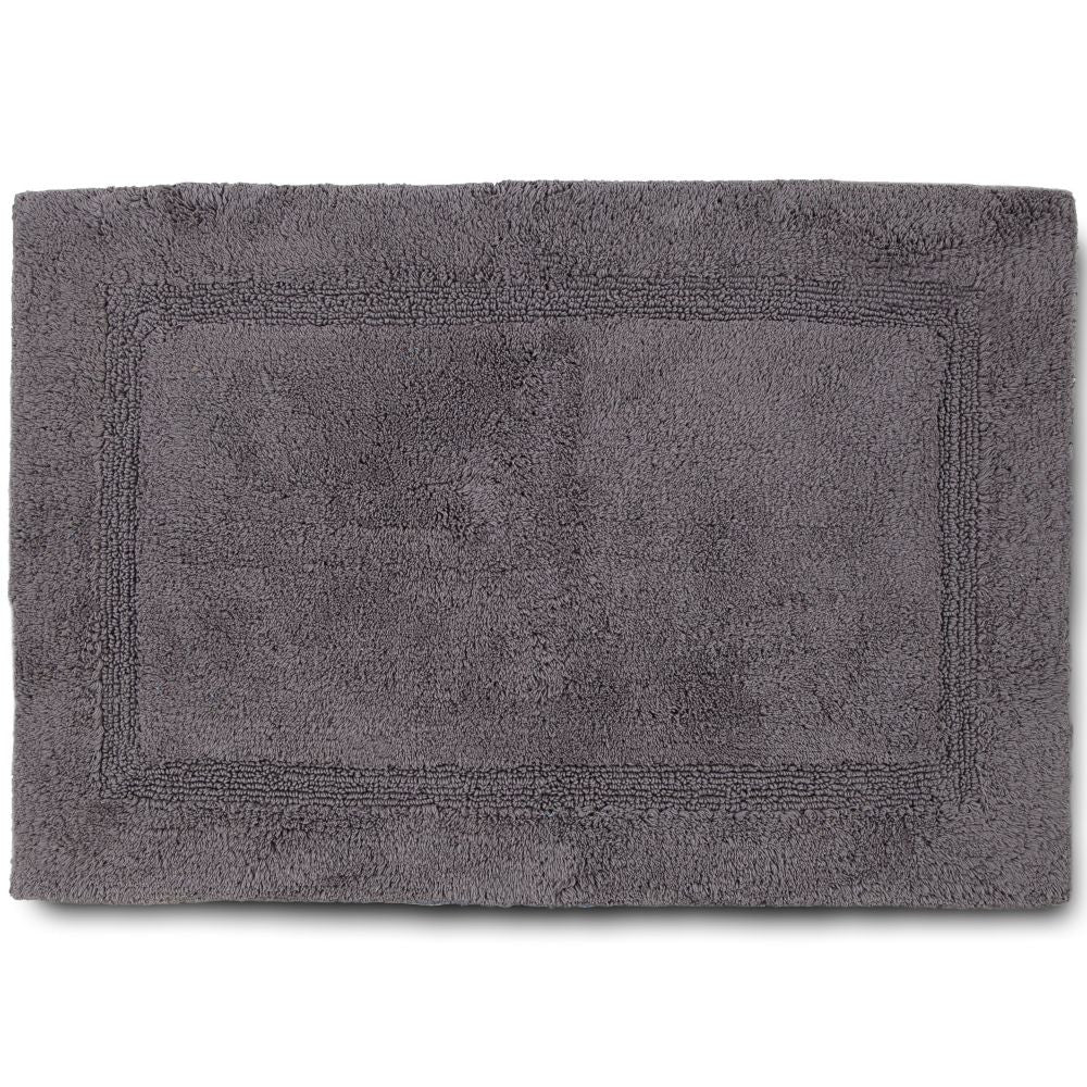 MARTEX BASIC BATH RUGS grey