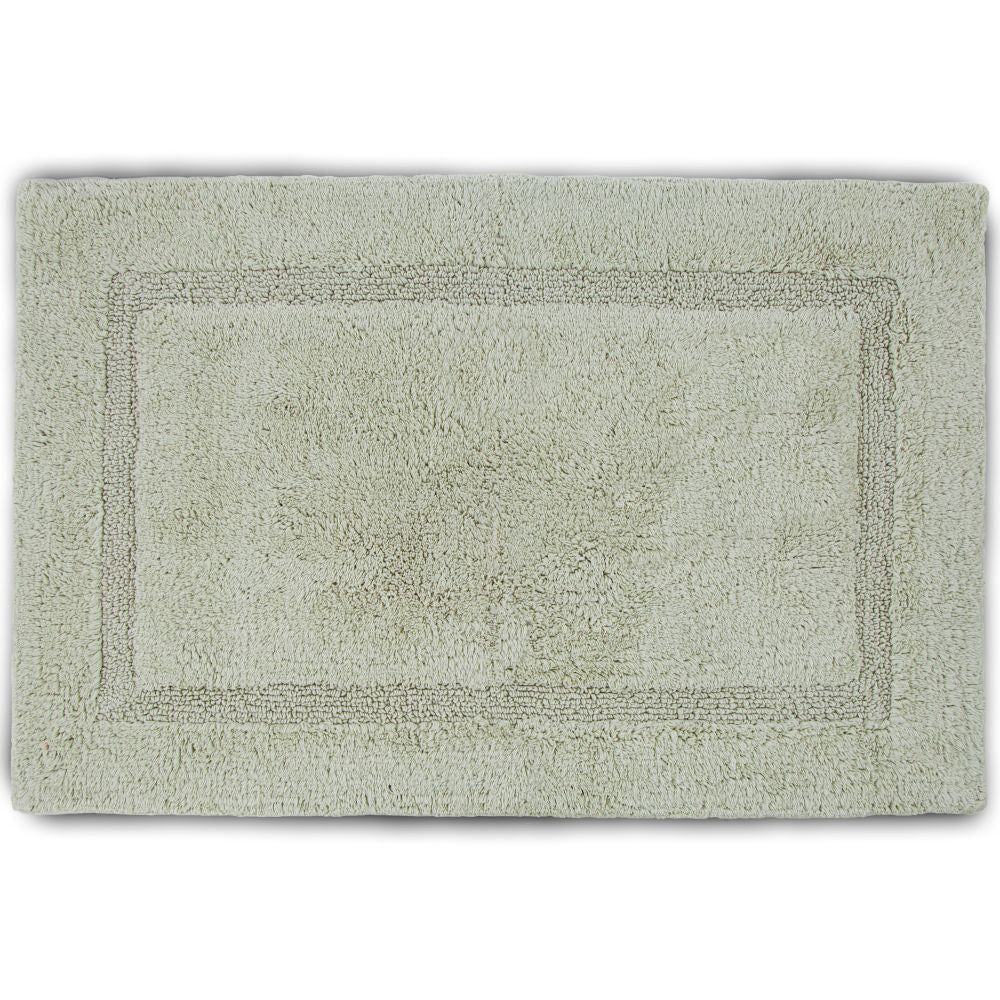 MARTEX BASIC BATH RUGS green
