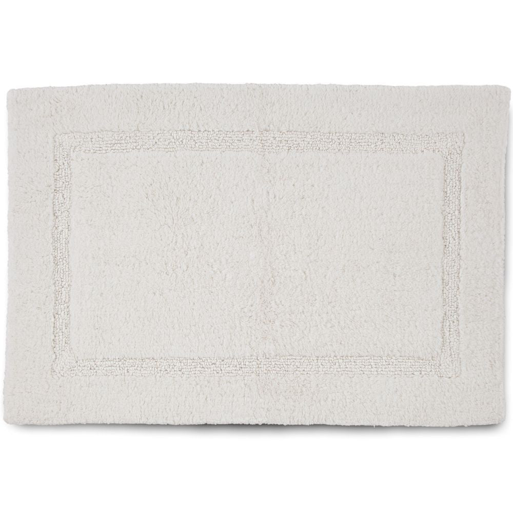 MARTEX BASIC BATH RUGS white