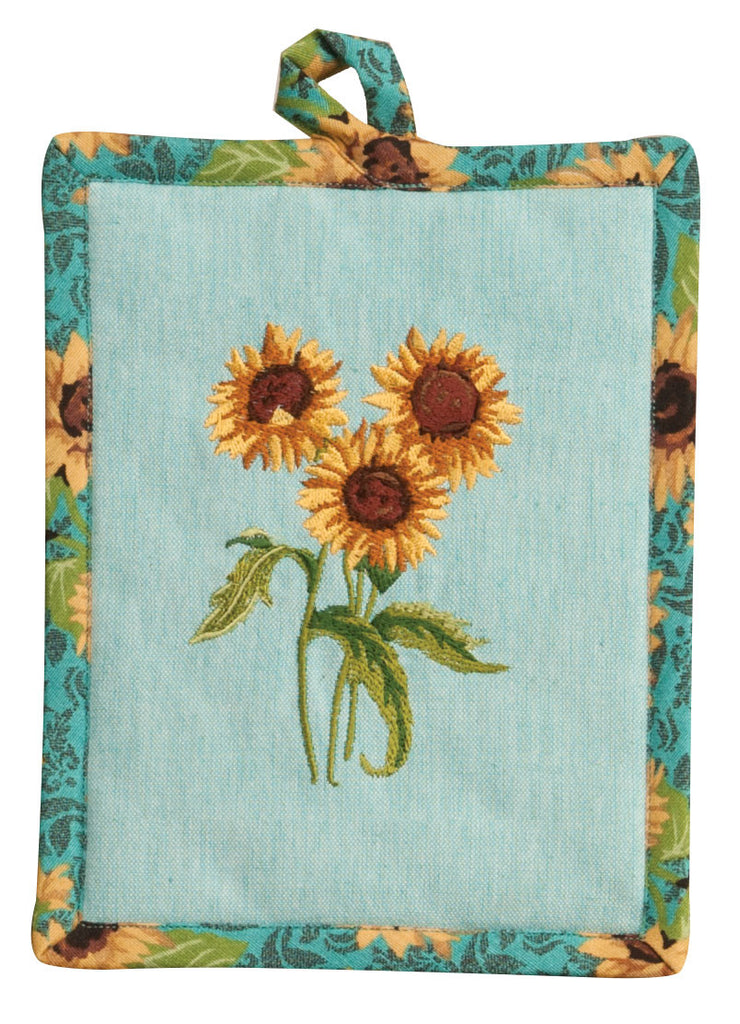 SUNFLOWER FIELDS KITCHEN ACCESSORIES