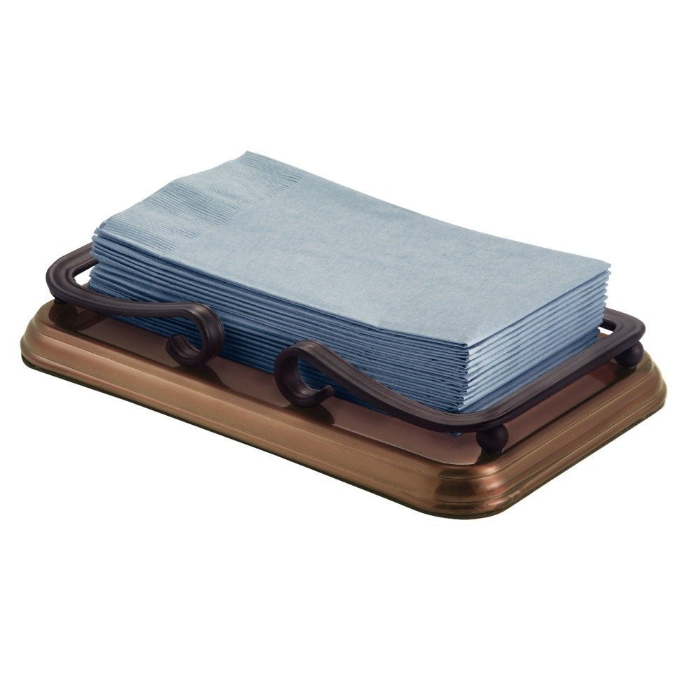 YORK GUEST TOWEL TRAY