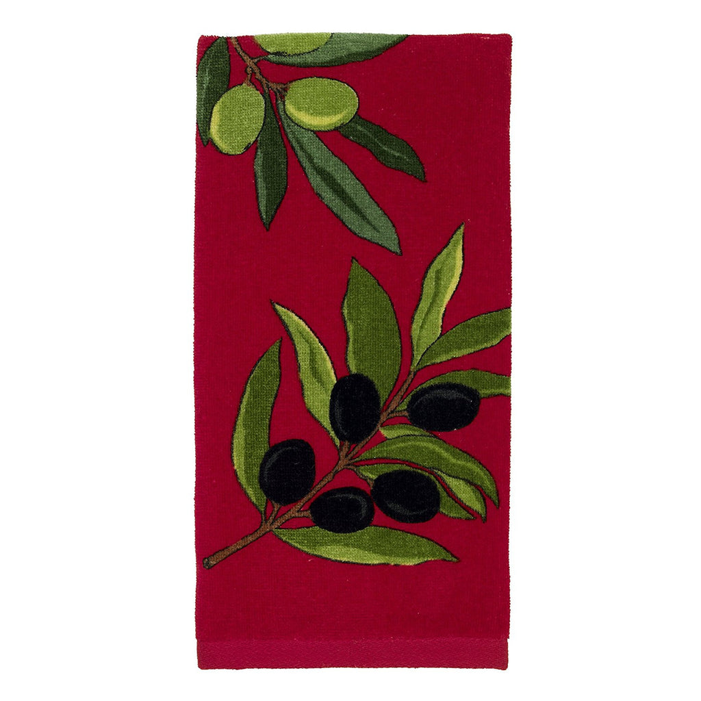 All clad olives kitchen towels