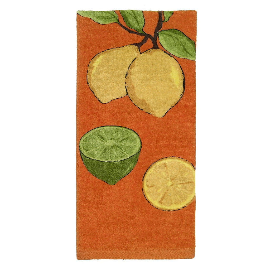 All clad lemon kitchen towel