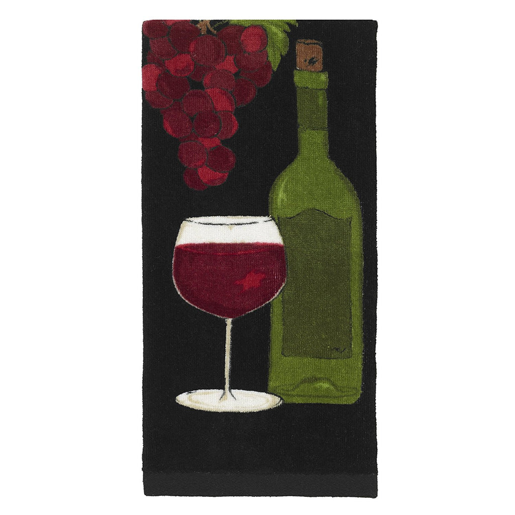 All clad wine kitchen towel