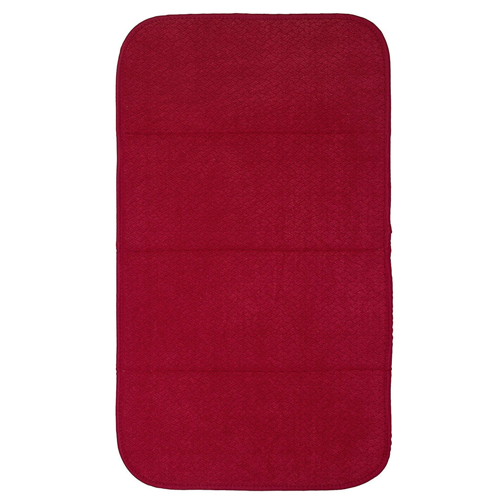 all clad drying mat red