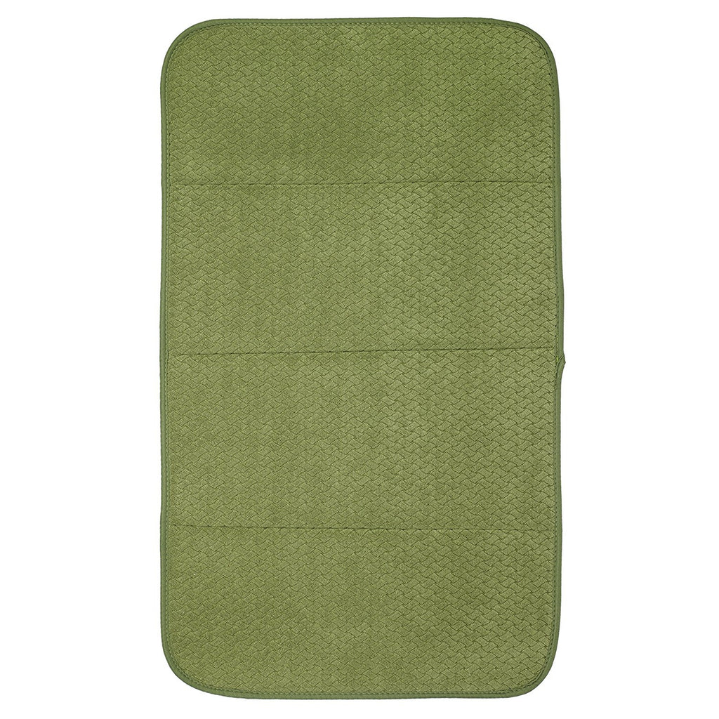 all clad drying mat green