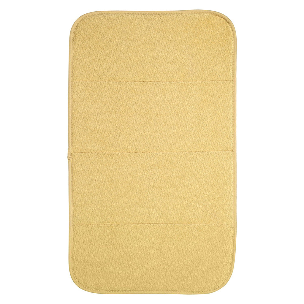 all clad drying mat yellow