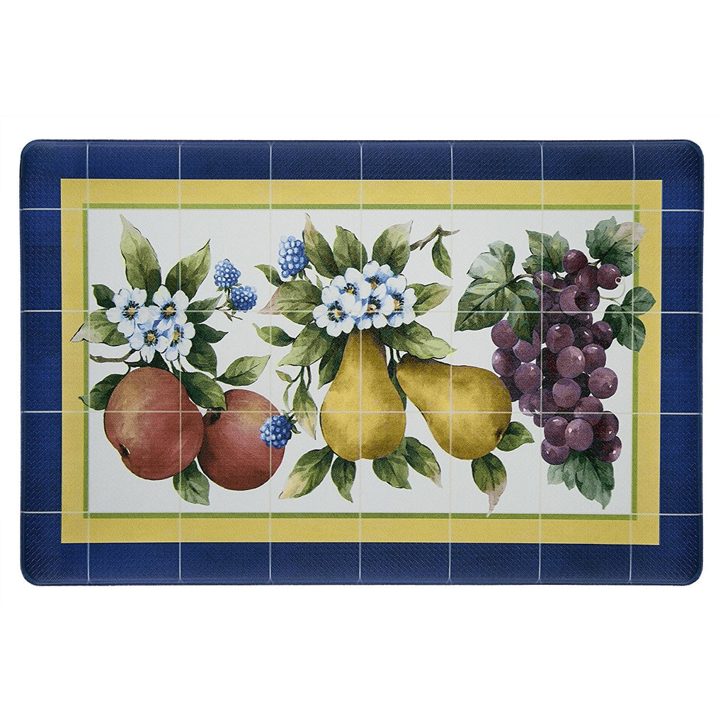 comfort mat fruit