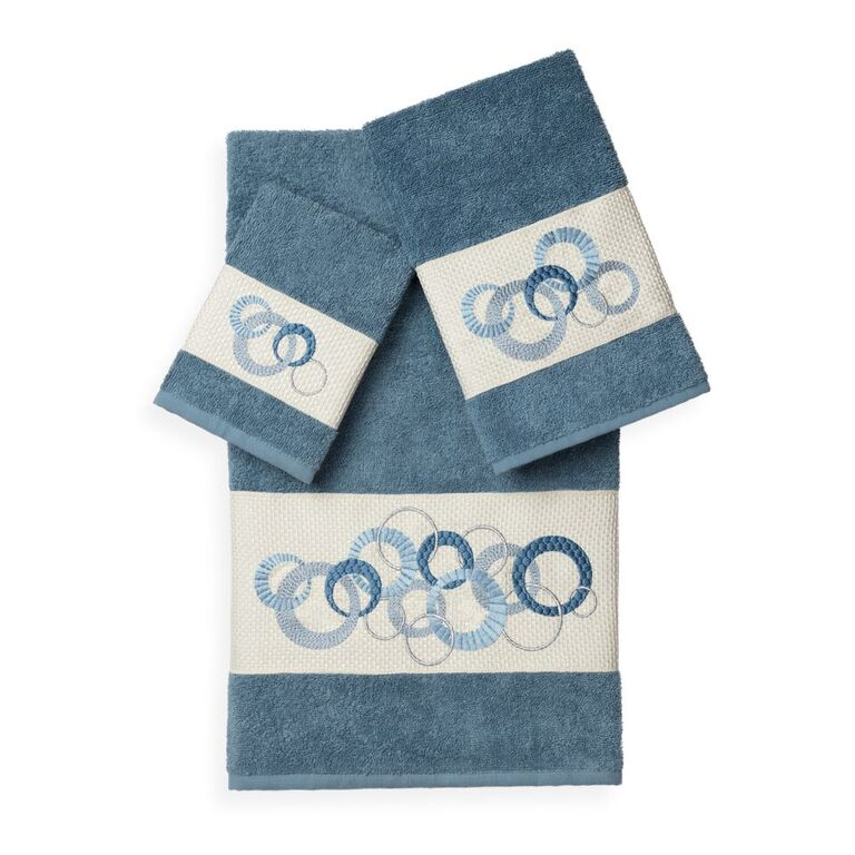 Annabelle Towels blue