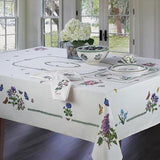 botanic garden tablecloth