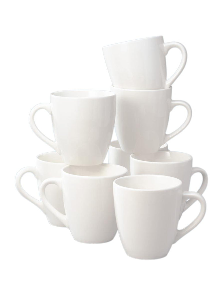 Basic White Open Stock Mugs
