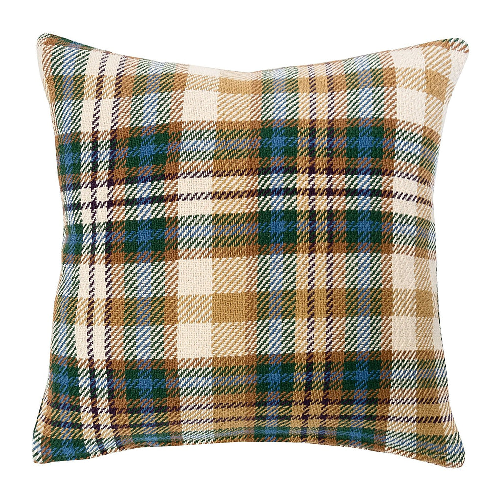 BRONWYN PLAID PILLOW
