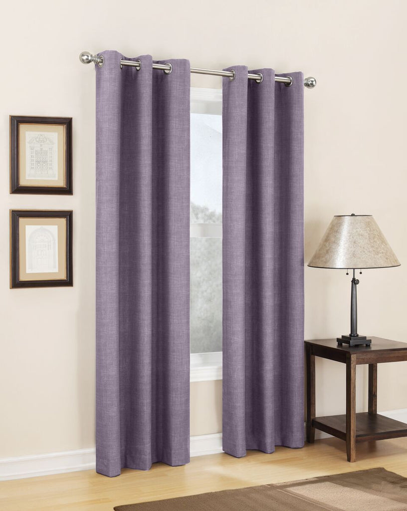 carter panel purple