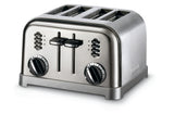 COMPACT TOASTER BRUSHED