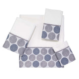 DOTTED CIRCLES TOWELS