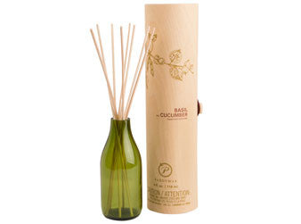 UPCYCLED ECO GREEN CANDLES & DIFFUSER