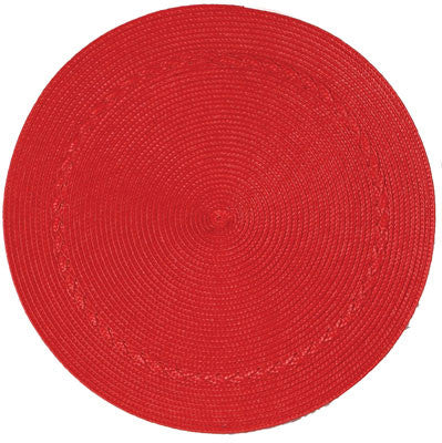 EASY LIVING PLACEMATS RED