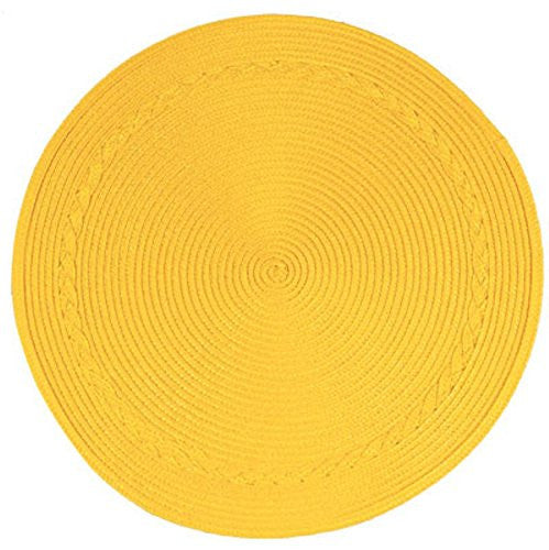 EASY LIVING PLACEMATS YELLOW