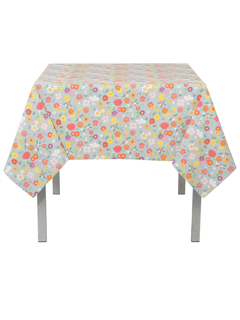 Flowers Of The Month Tablecloth