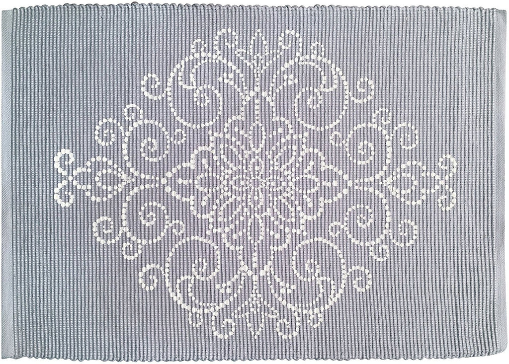 LENOX FRENCH PERLE CHARMED SCROLL PLACEMATS