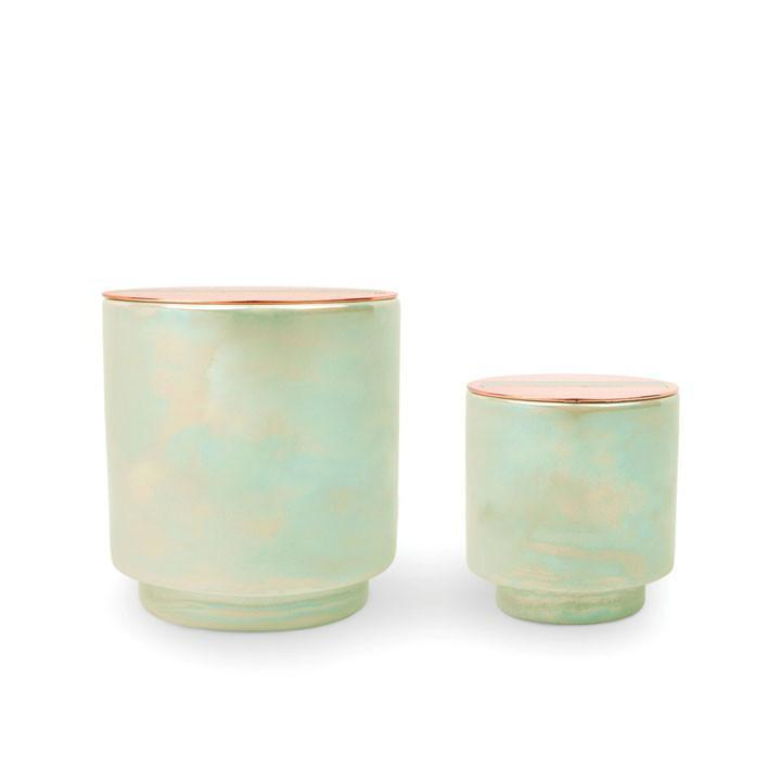 Paddywax Glow Candles green